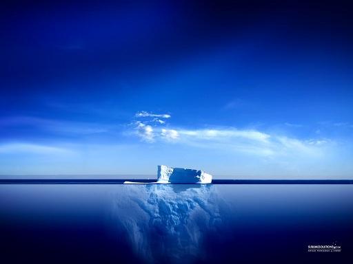 Iceberg costes ocultos erp
