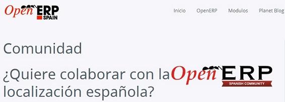 Comunidad OpenERP España