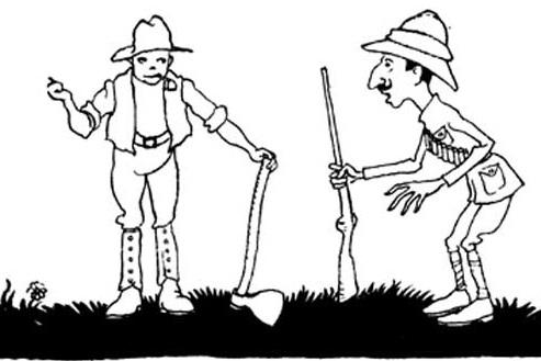 Farmer vs Hunter