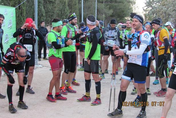 Salida Tinto Trail 2016
