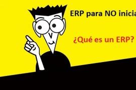 ERP para no iniciados: ¿qué es un ERP? (1/5)