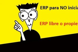 ERP para no iniciados: ERP libre o propietario (4/5)