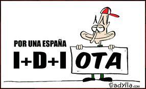Una España sin I+D+i = Una España IDiota