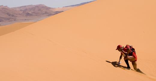 Marathon des Sables ©PER - Cimbaly