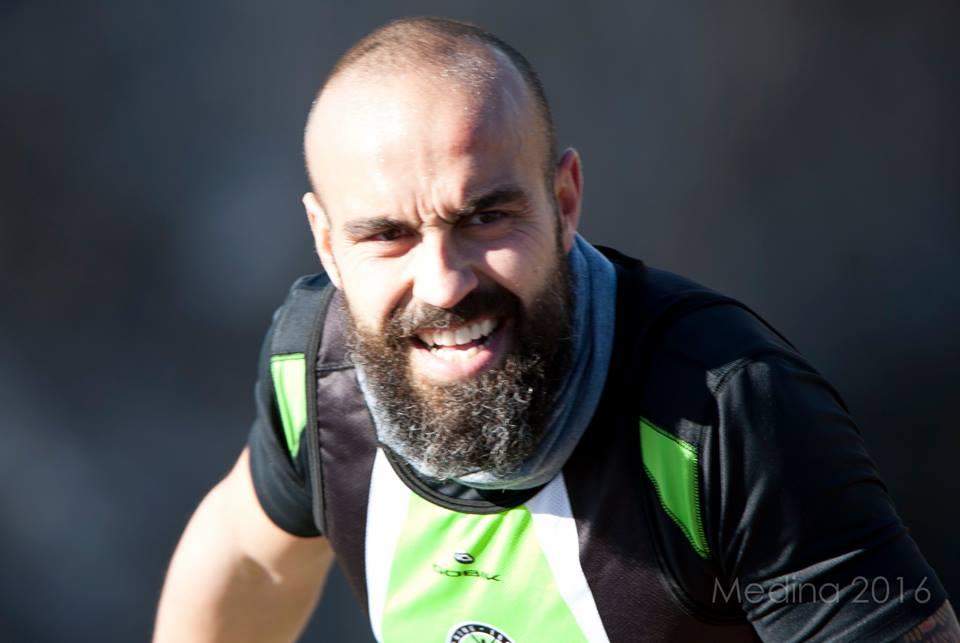 José Miguel, del Club Fondistas Yecla